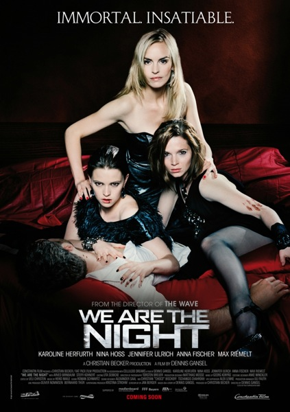 936full we are the night poster